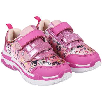 Topánky Dievčatá Nízke tenisky Lol 2300004596 Rosa