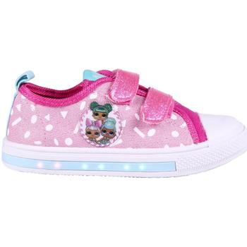 Topánky Dievčatá Nízke tenisky Lol 2300004713 Rosa