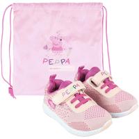 Topánky Dievčatá Nízke tenisky Peppa Pig 2300004618 Rosa