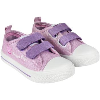 Topánky Dievčatá Nízke tenisky Peppa Pig 2300004340 Rosa