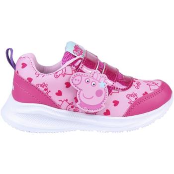Topánky Dievčatá Nízke tenisky Peppa Pig 2300004729 Rosa