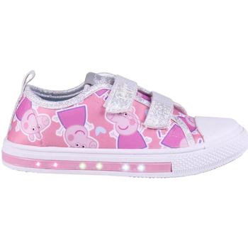 Topánky Chlapci Nízke tenisky Peppa Pig 2300004709 Rosa