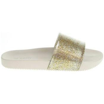 Topánky Ženy športové šľapky Zaxy 8244090287 Biela, Zlatá