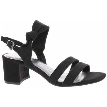 Topánky Ženy Sandále Marco Tozzi 222830024001 Čierna