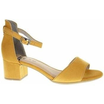 Topánky Ženy Sandále Jana 882831424627 Žltá