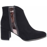 Topánky Ženy Čižmičky Marco Tozzi 222503931098 Čierna