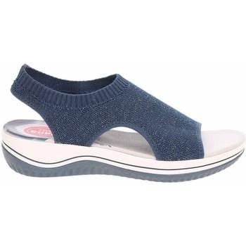 Topánky Ženy Sandále Jana 882872836805 Tmavomodrá