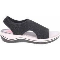 Topánky Ženy Sandále Jana 882872836001 Grafit
