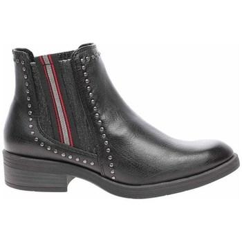 Topánky Ženy Polokozačky Marco Tozzi 22535733 Čierna
