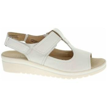 Topánky Ženy Sandále Caprice 992822022102 Biela