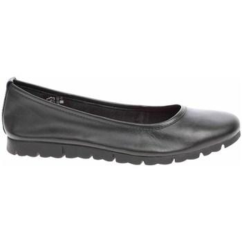 Topánky Ženy Balerínky a babies Jana 882211926001 Čierna