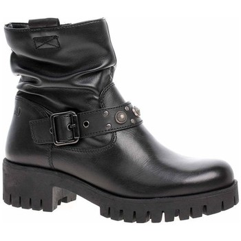 Topánky Ženy Čižmičky S.Oliver 552540221001 Čierna