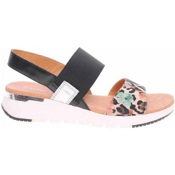 Topánky Ženy Sandále Caprice 992870124931 Čierna