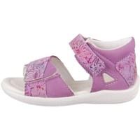Topánky Dievčatá Sandále Ricosta Minni Ružová