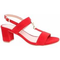 Topánky Ženy Sandále Caprice 992830322524 Červená