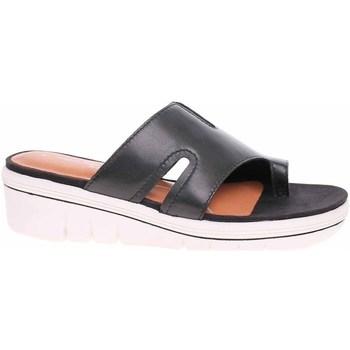 Topánky Ženy Šľapky Marco Tozzi Antic Čierna