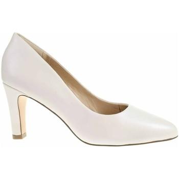 Topánky Ženy Lodičky Caprice 992240024139 Krémová