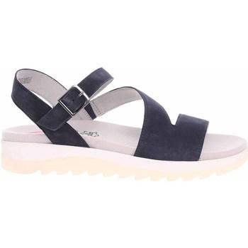 Topánky Ženy Sandále Jana 882860026805 Čierna