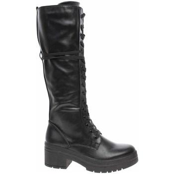 Topánky Ženy Čižmy do mesta Marco Tozzi 222560825002 Čierna