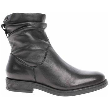Topánky Ženy Polokozačky S.Oliver 552535725001 Čierna