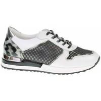 Topánky Ženy Nízke tenisky Remonte Dorndorf R251281 Biela, Čierna