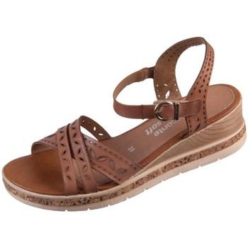 Topánky Ženy Sandále Remonte Dorndorf D305524 Hnedá