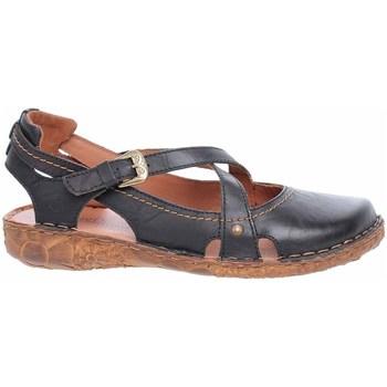 Topánky Ženy Sandále Josef Seibel 7951395100 Čierna