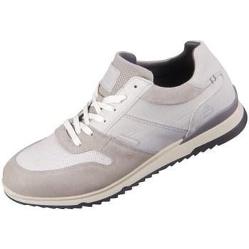 Topánky Muži Nízke tenisky Bullboxer 890K20951AWHLGSU00 Biela, Béžová