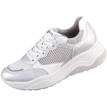 Topánky Ženy Nízke tenisky IgI&CO Donna Eva Biela, Strieborná