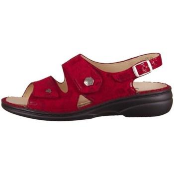 Topánky Ženy Sandále Finn Comfort Milos Červená