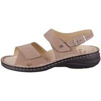 Topánky Ženy Sandále Finn Comfort Linosa Béžová