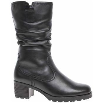 Topánky Ženy Čižmy do mesta Gabor 3280290 Hnedá
