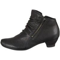 Topánky Ženy Nízke čižmy Think 8526600 Čierna