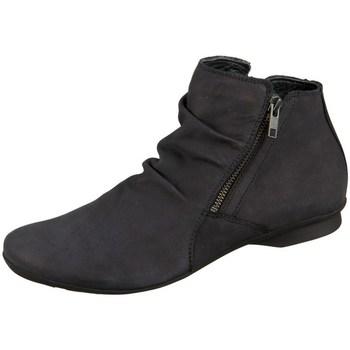 Topánky Ženy Čižmičky Think 3000080000 Grafit