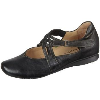 Topánky Ženy Nízke tenisky Think Chilli Čierna