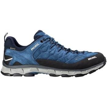 Topánky Muži Turistická obuv Meindl 396649 Čierna, Modrá