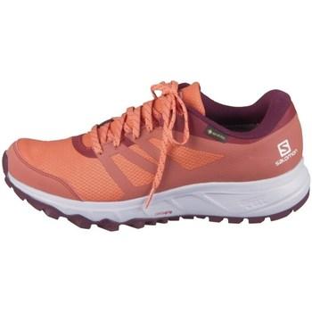 Topánky Ženy Nízke tenisky Salomon Trailster 2 Gtx W Oranžová