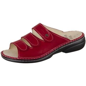 Topánky Ženy Šľapky Finn Comfort Kos Červená, Bordó