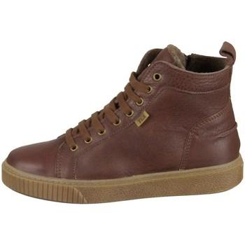 Topánky Deti Členkové tenisky Bisgaard 61806219306 Hnedá