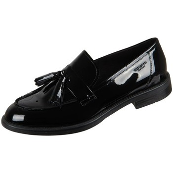 Topánky Ženy Mokasíny Vagabond Shoemakers Amina Black Lack Čierna