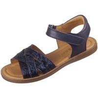 Topánky Deti Sandále Bisgaard 702931211426 Tmavomodrá