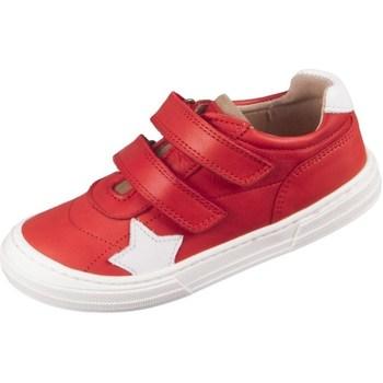 Topánky Deti Nízke tenisky Bisgaard 403531211919 Červená