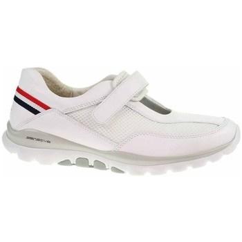 Topánky Ženy Tenisová obuv Gabor 4696150 Krémová