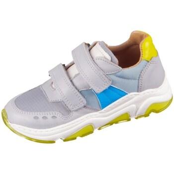 Topánky Deti Nízke tenisky Bisgaard 407301211530 Sivá, Modrá, Žltá