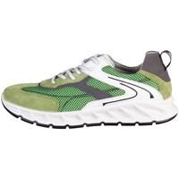 Topánky Muži Nízke tenisky IgI&CO Santos Sivá, Zelená