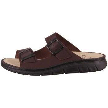 Topánky Muži Šľapky Finn Comfort Cayman S Hnedá