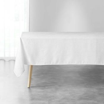 Domov Obrusy Douceur d intérieur ARTIFICE Biela / Et  / Strieborná