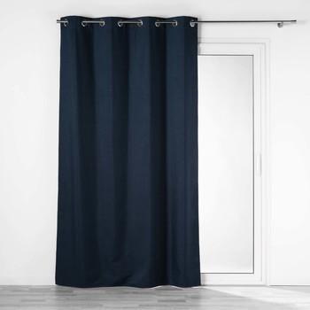 Domov Závesy, rolety Douceur d intérieur CREPUSCULE Modrá