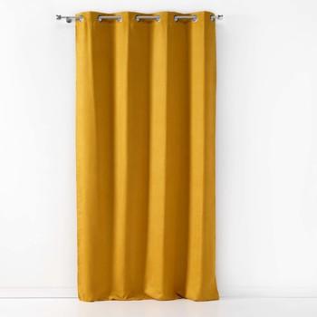 Domov Závesy, rolety Douceur d intérieur SULTANE Žltá
