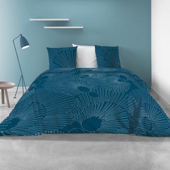 Domov Posteľná bielizeň Atelier du Linge BAYOU Modrá